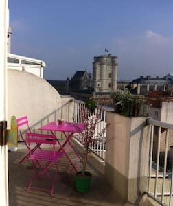 B&B with a panoramic view - Vincennes
