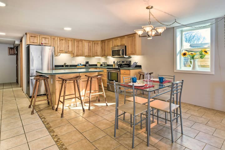 Byron Center Apartment - 16 Miles to Grand Rapids!