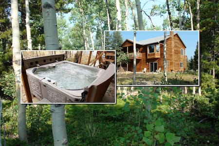 Secluded Mountain Retreat w/Hot Tub @ 9,500 Feet - Idaho Springs
