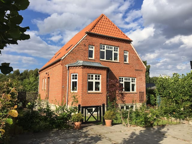Modern house close to Odense City