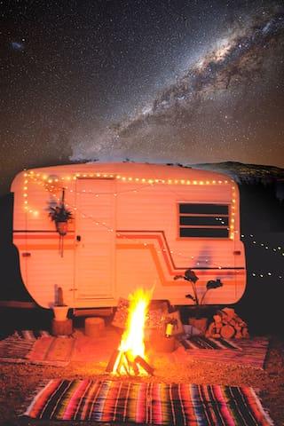 Cosy Caravan Retreat - Talofa