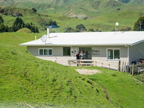 Mahaanui Quarters Farmstay Experience, Gisborne NZ