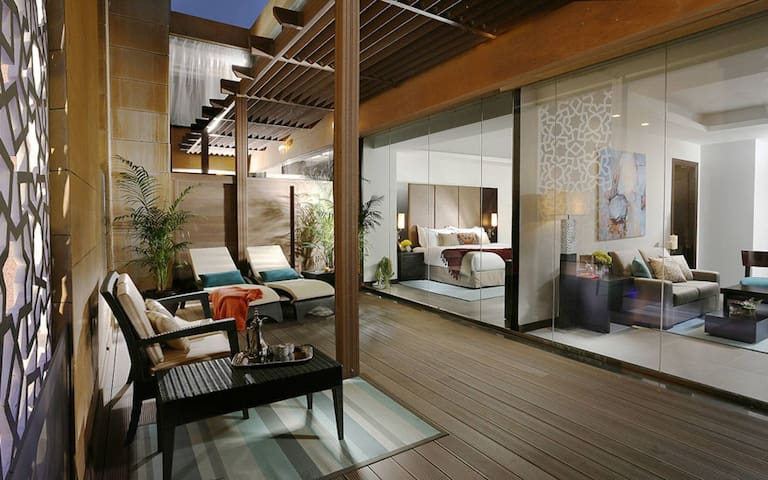 Ascott Tahlia Jeddah, 2 Bedroom Penthouse