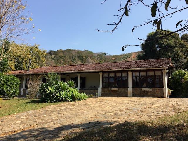 Sítio Puxi, um espaço para a família e amigos