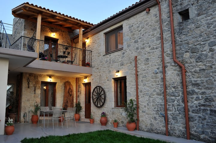 Villa axenti  αρχοντική  κατοικία