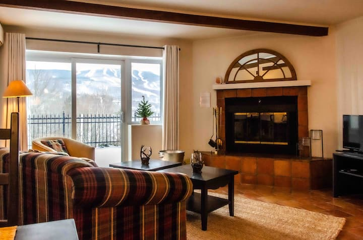 Cosy condo on Lac Tremblant, Great View
