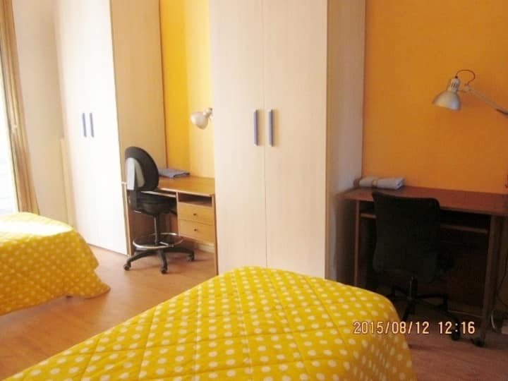 Confortable flat.4 beds. Internet Wi-fi.