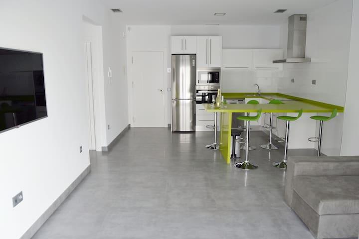 Apartamento Turístico Clavero con piscina privada - Almagro - Apartment