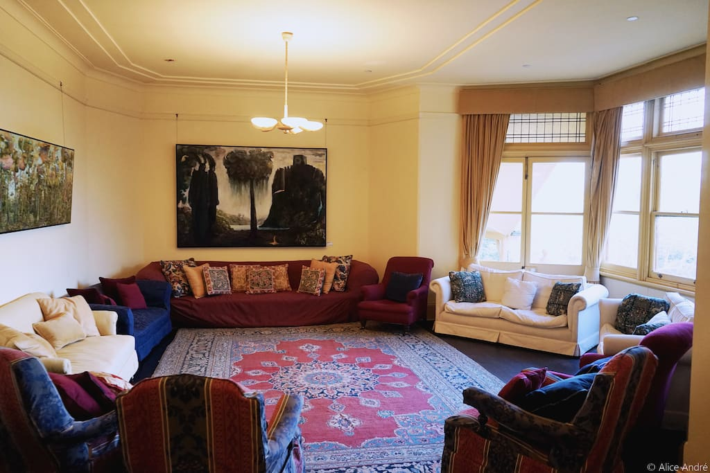 Lounge Room - Main House