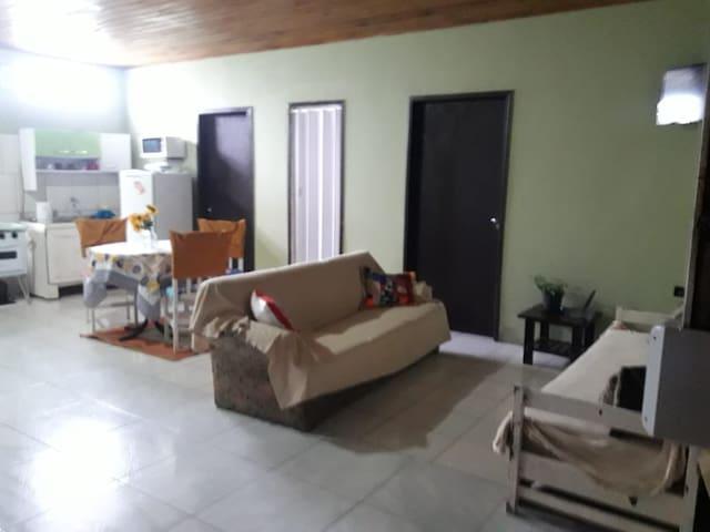 Casa completa no Cassino - Rio Grande/RS