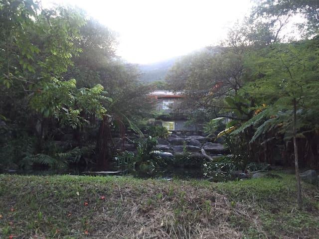 欣綠石頭屋-雙人房-絕美馬太鞍生態 - Guangfu Township - Departamento