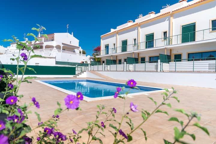 Villa Jasmin  AL - Retur - Monte gordo