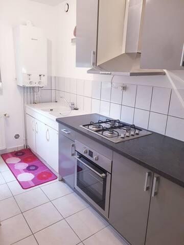 Appartement proche Centrale de Cattenom