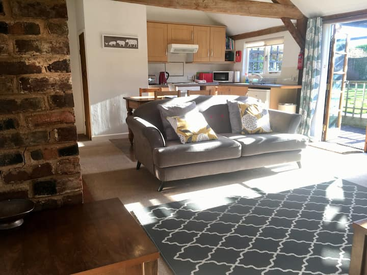 Rural Bliss in Traditional Converted Barn