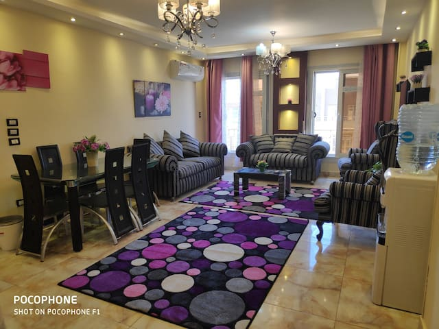 Madinaty sweet home for families