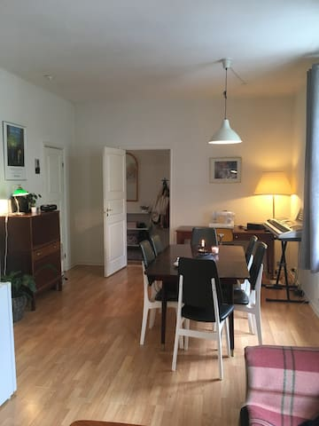 A cosy apartment in the heart of Bergen!
