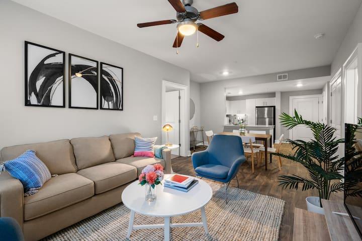 Luxury 2BD/2BA Apartment in Atlanta