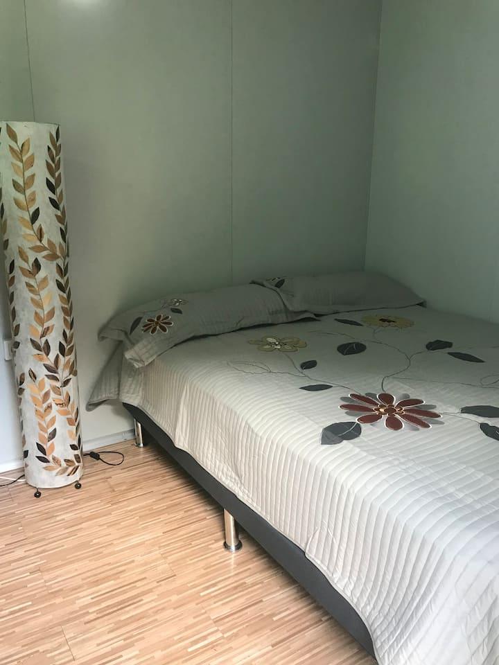 Cosy bungalow Matatia