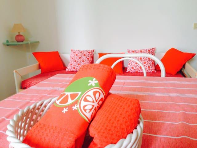 Casa Mandarinetto Canneto Mare Lipari - Canneto - Appartement
