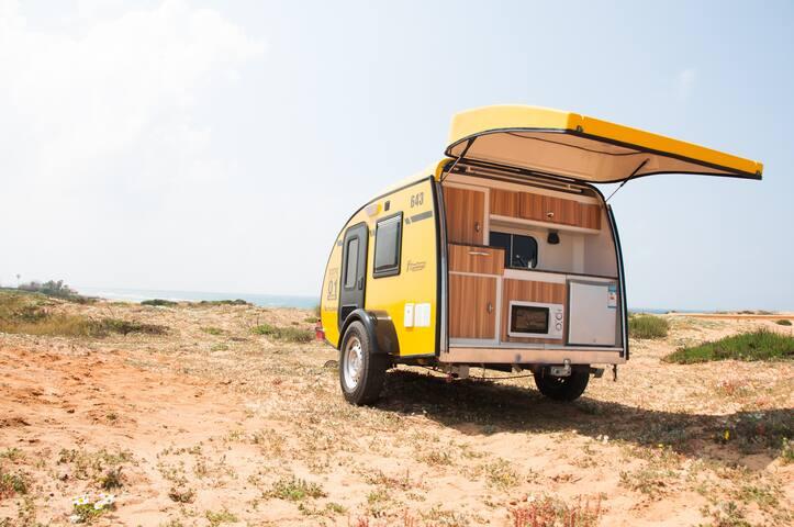 Giant, Small Caravan