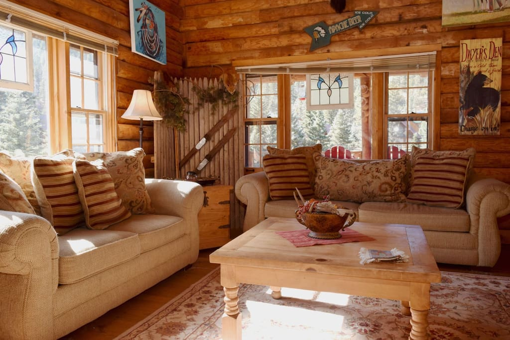 Dwyer`s Den - Upper Valley - Rustic Interior and Decor ...