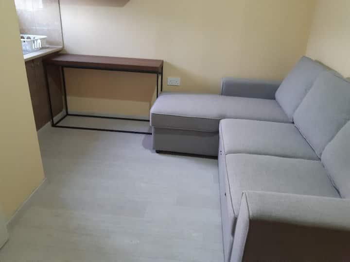 Unique private room