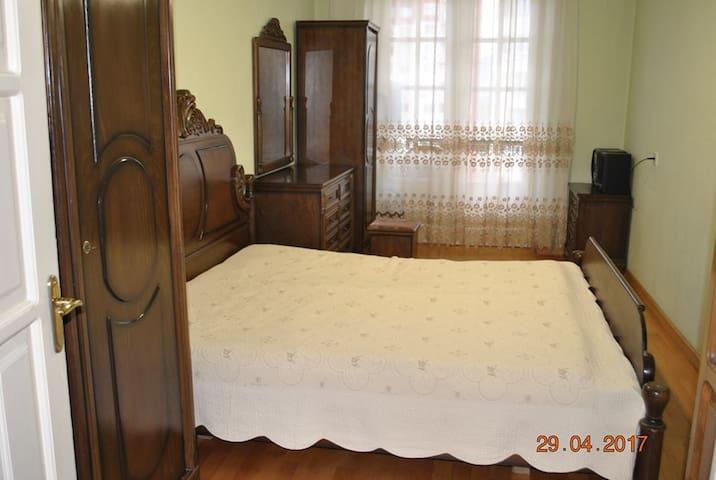 Удобная  квартира  с видом на Куру