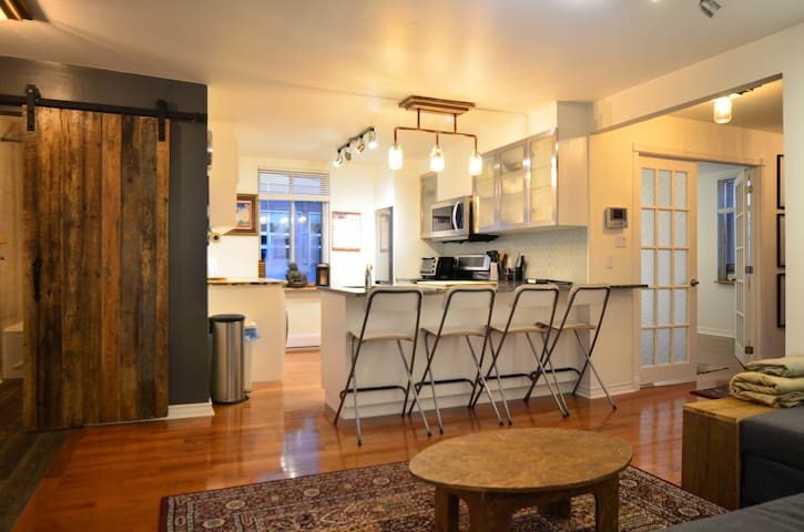 CHIC & MODERN APARTMENT - MILE END LAURIER