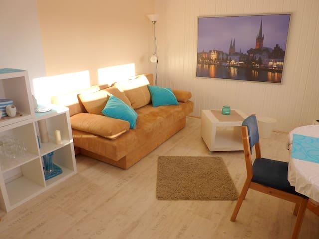 Karlshof, charmant und praktisch - Lübeck - Apartment