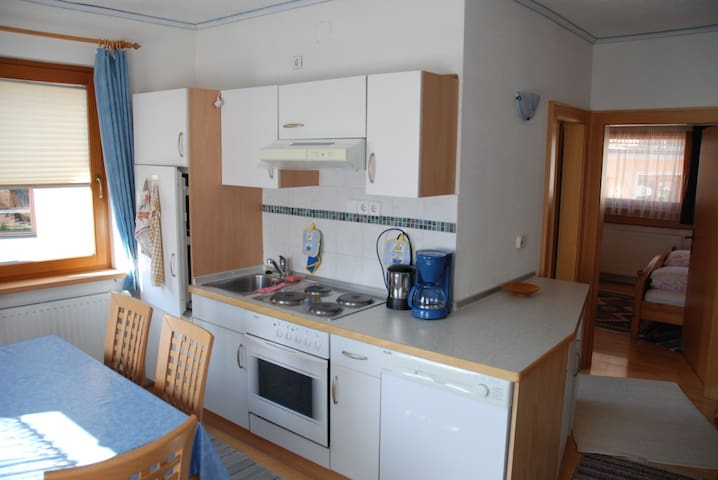 Ferienwohnungen Hein Tröpolach (Wohnung2)