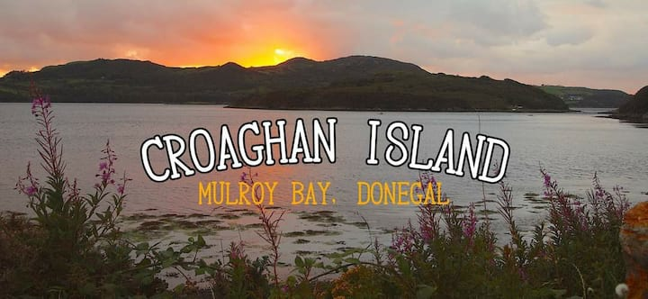 Croaghan Island - Your own private Irish Island!