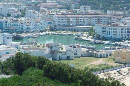 les maisons de la mer tabarka - Tabarka
