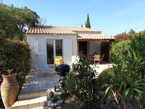 Vacances en Corse du Sud - Chambre individuelle A