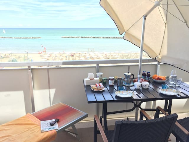 Fantastico appartamento vista mare - Lido di Savio - Apartment
