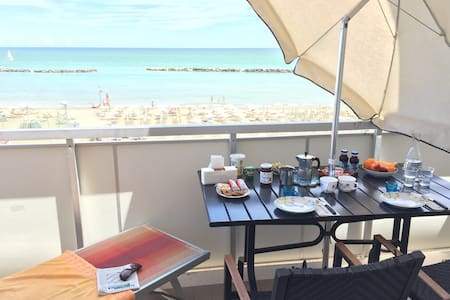 Fantastico appartamento vista mare - Lido di Savio - Appartement