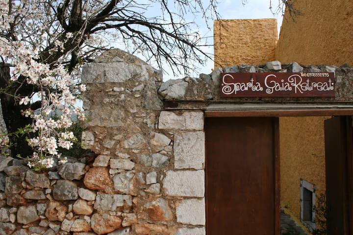 SPARTA GAIA Retreat, Peloponnese