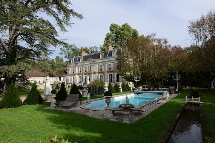 Château du Saulce sur Yonne