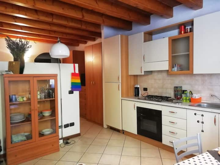 Appartamento nel Centro Storico di Desenzano