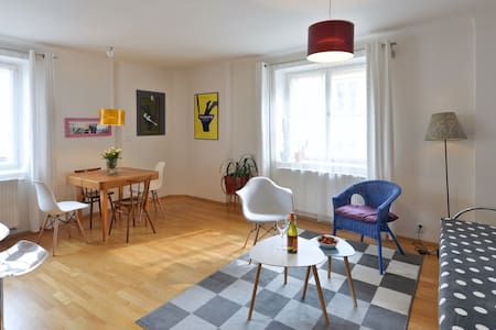 Charming flat in the heart of Prague - Prag - Lägenhet
