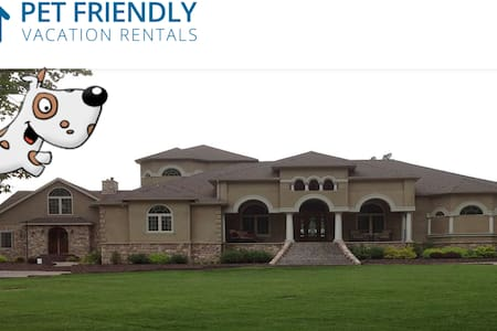 Luxurious water front mansion - Earleville - Квартира