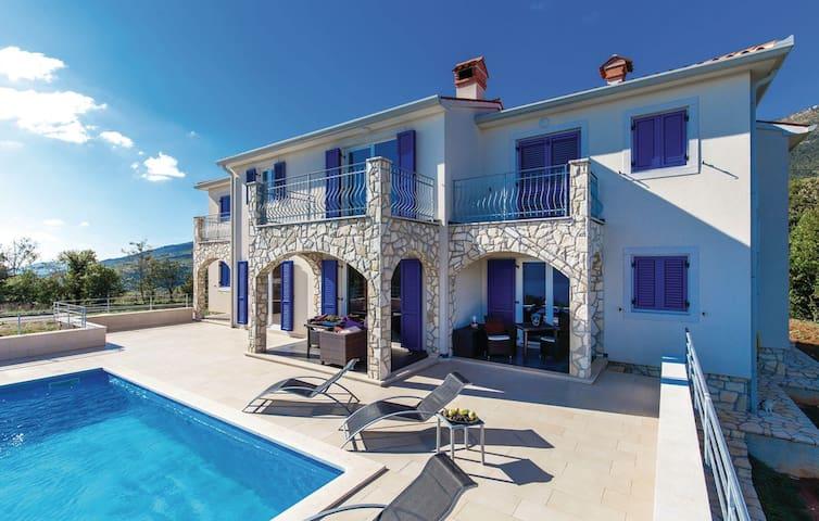 VillaBlu entire villa with spectacular sea view