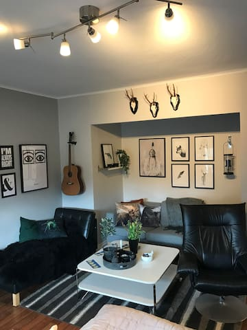 Mysig 1:a i centrala Jönköping - Jönköping - Apartment