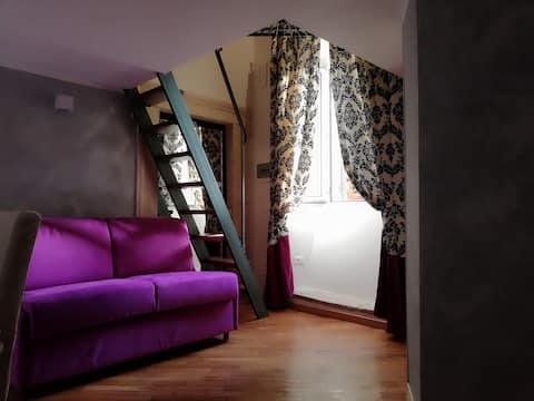 Ca' Ro - Casa Rosetta in Villa D'Este (klein huis)