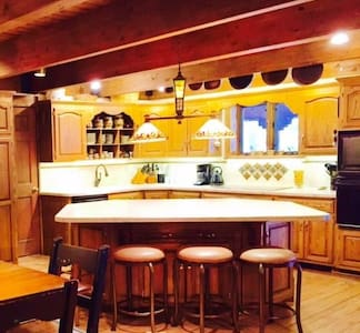 Alpine Mountain Log Home Retreat/SW Colo. - Cimarron - Casa