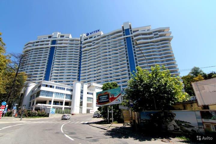 Идеал Хаус - Sochi - Apartamento