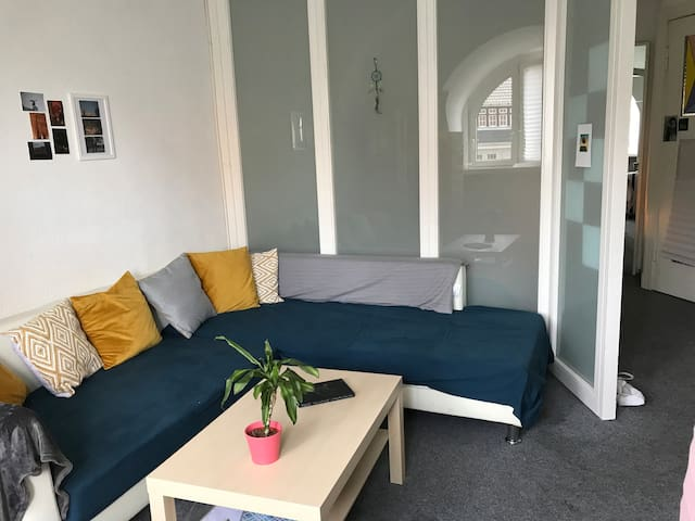 Spacious Room very close to Messe Berlin