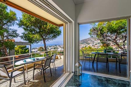 Fantastic Sea View Apartment! - Saronida