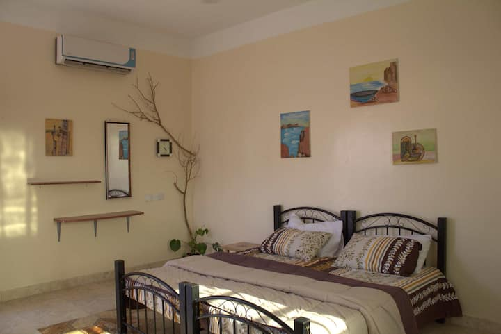 A Guest Room is Available in Nizwa
