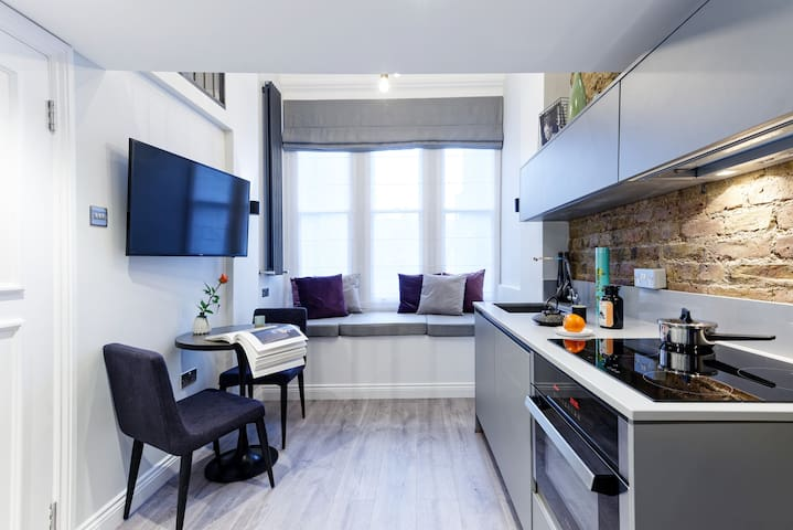 ☆ New mezzanine, only 2 min from tube station