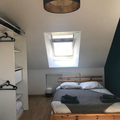 Chambre cosy et calme au nord de Rennes